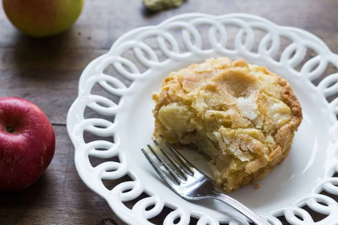 TORTA DI MELE IRLANDESE : IRISH APPLE CAKE