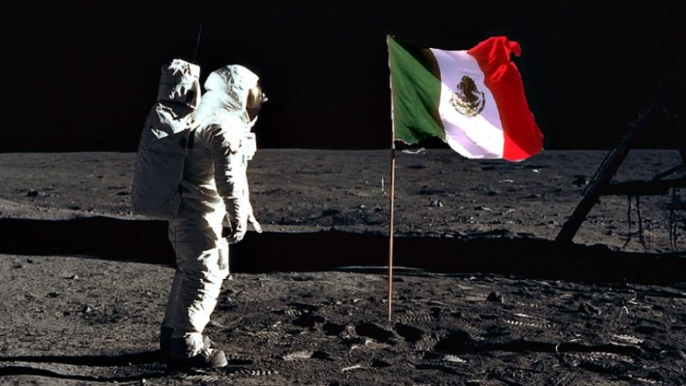 Resultado de imagen para agencia espacial mexicana