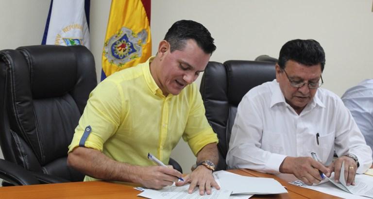 UNAN-Managua y Canal 6 estrechan lazos de cooperación