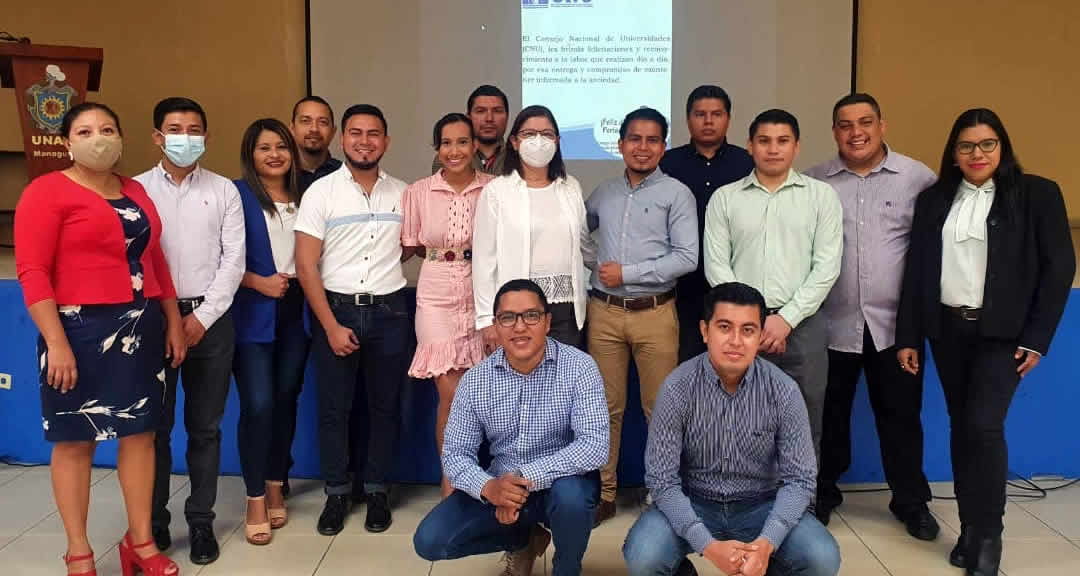 Divulgación UNAN-Managua, un equipo comprometido con la calidad y la pertinencia institucional