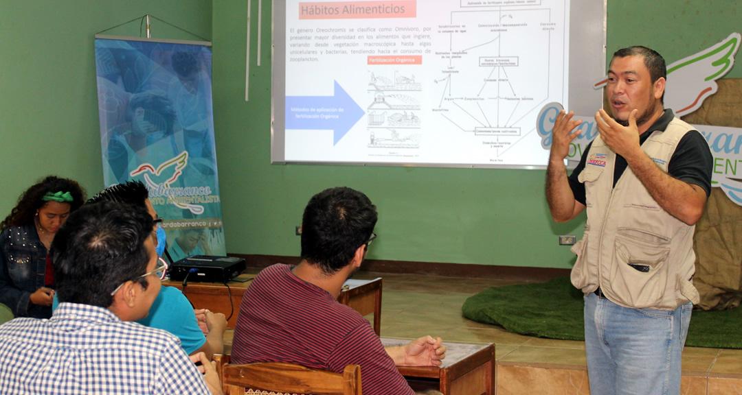 UNAN-Managua y MEFCCA impulsarán la construcción de granjas acuícolas