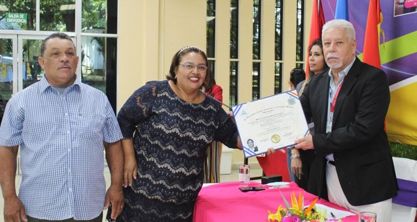 SINACAM gradúa a servidores públicos de todo el país