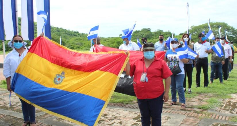 Personal académico y administrativo de la UNAN-Managua