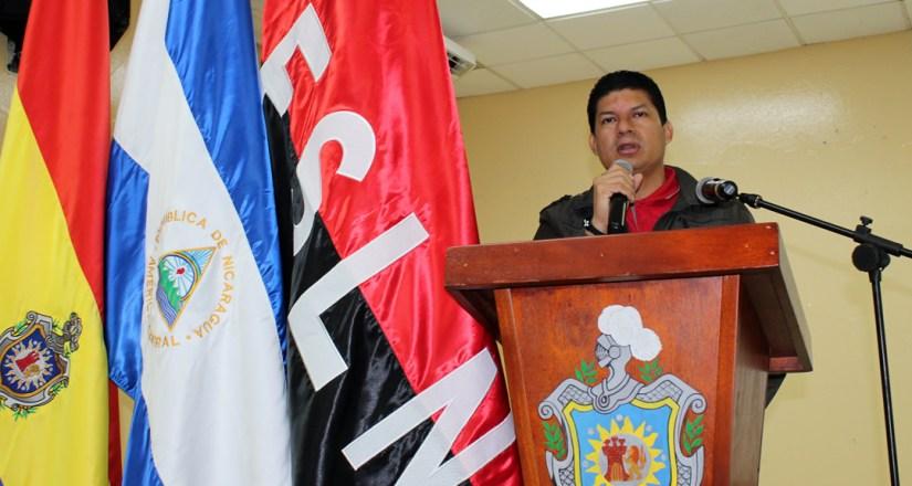 MSc. Roberto Flores, Secretario General de SIPDES/ATD