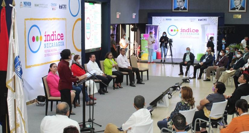 El acto inaugural tuvo como sede la UNAN-Managua