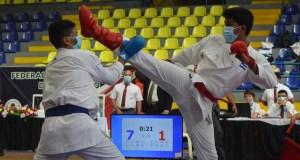 UNAN-Managua presente en Centroamericano de Karate Do CCONDEKA 2021