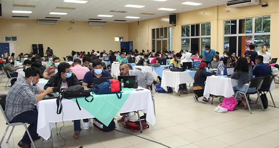 UNAN-Managua presente en el Hackathon Universitario Iberoamericano