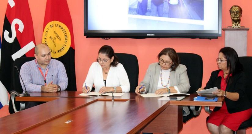 UNAN-Managua y MINED unen esfuerzos para fortalecer la educación inicial inclusiva