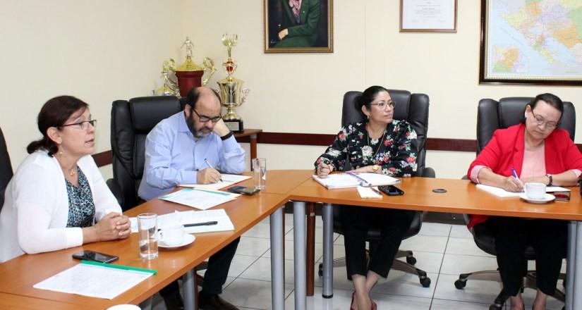 UNAN-Managua avanza en temas de Perfeccionamiento curricular y Plan de Desarrollo Institucional