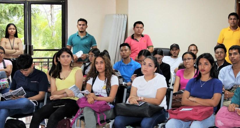 UNAN-Managua realizó charlas de bienvenidas a estudiantes de nuevo ingreso