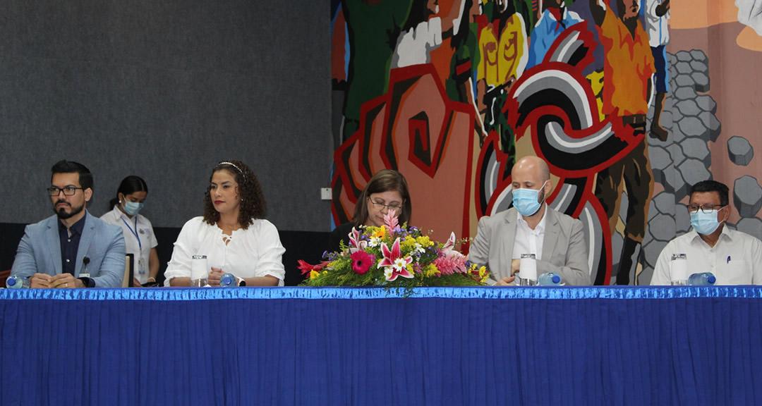 UNAN-Managua, FAO e INETER inauguran la primera especialidad en hidrología