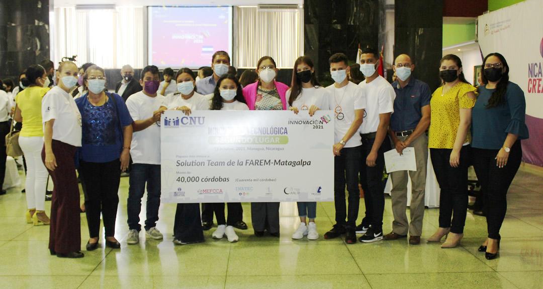 Premian a ganadores nacionales del Rally Latinoamericano de Innovación 2021