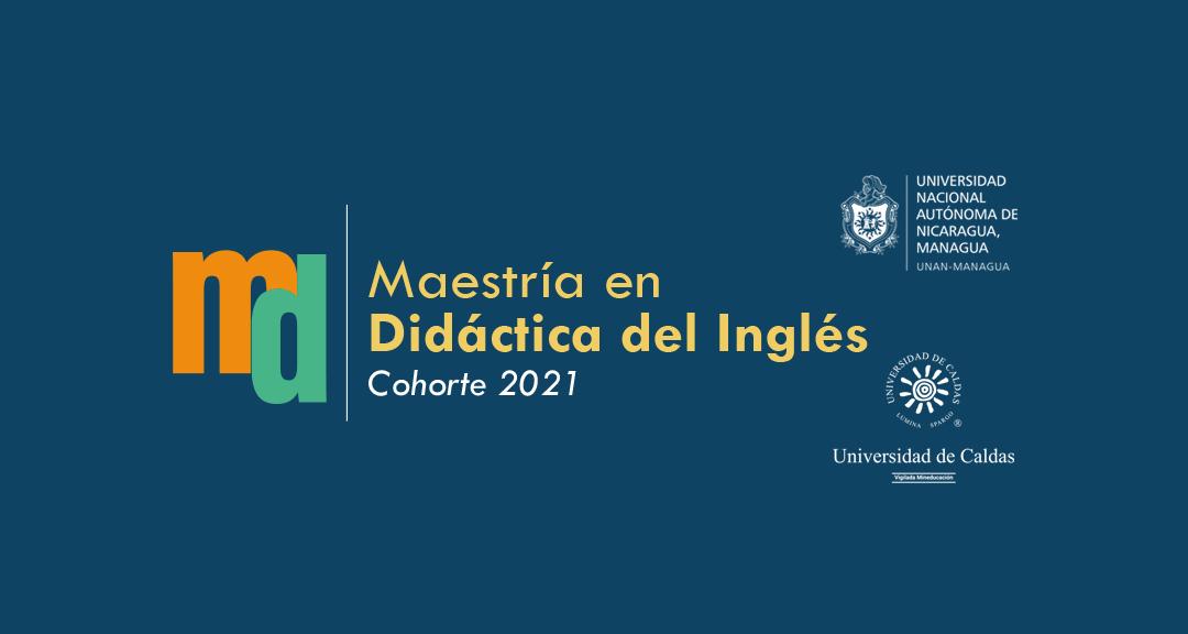 Maestría en Didáctica del Inglés