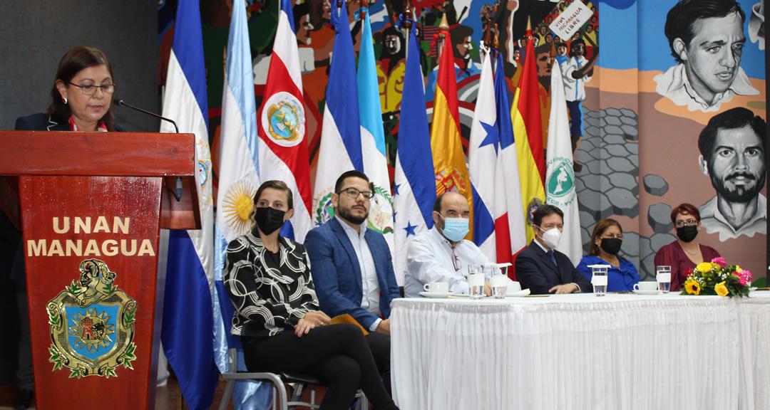 UNAN-Managua y UAM comparten logros alcanzados con el Proyecto INICIA