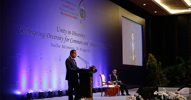 CLOSING REMARKS BY H. E. MR. NASSIR ABDULAZIZ AL-NASSER THE HIGH REPRESENTATIVE FOR THE UNITED NATIONS ALLIANCE OF CIVILIZATIONS BEFORE  THE MINISTERIAL SEGMENT OF SIXTH UNAOC GLOBAL FORUM