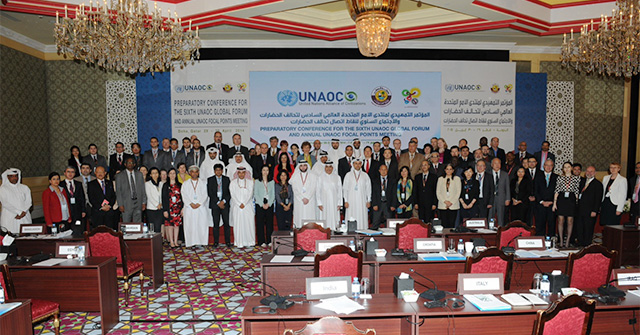 UNAOC Focal Points meeting Doha