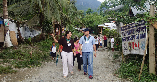 UNAOC Participates in an OCHA-OIC Joint Humanitarian Mission to the Philippines