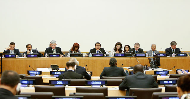 OPENING REMARKS BY H. E. MR. NASSIR ABDULAZIZ AL-NASSER THE HIGH REPRESENTATIVE FOR THE UNITED NATIONS ALLIANCE OF CIVILIZATIONS BEFORE THE ANNUAL MINISTERIAL MEETING OF THE UNITED NATIONS ALLIANCE OF CIVILIZATION