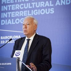 High Level Meeting on Intercultural and Interreligious Dialogue - Barcelona - July 22-23, 2015