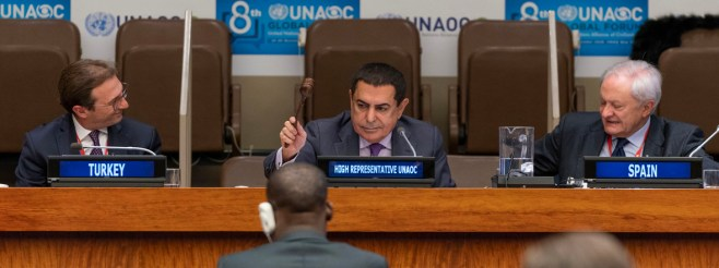 High Representative's Remarks at the Closing Ceremony of the 8th UNAOC Global Forum