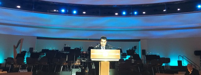 Al-Nasser Remarks at The Mediterranean Concert in Geneva