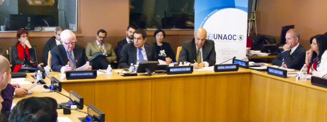 "UNAOC Sponsors and Organizes a Roundtable Discussion on ""Preventive Diplomacy: A Soft Power Tool"""