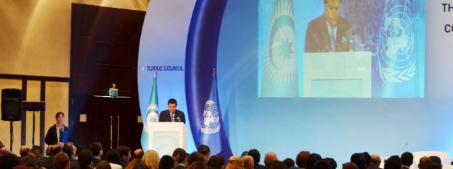"Al-Nasser Remarks at the Opening of the UNAOC-Turkic Council Event ""The Role of Youth in Preventing and Countering Violent Extremism: Holistic Approaches, from Education to De-radicalization"""