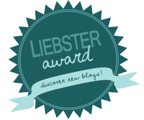 NOMINA PER IL LIEBSTER AWARD!