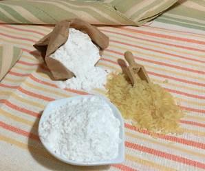 FARINA DI RISO FATTA IN CASA (senza glutine)