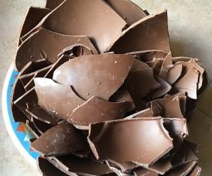 COME RICICLARE IL CIOCCOLATO (Ricette con il Cioccolato)