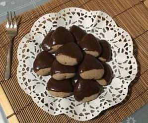 BISCOTTI CASTAGNOTTI CON FARINA DI CASTAGNE (senza glutine)