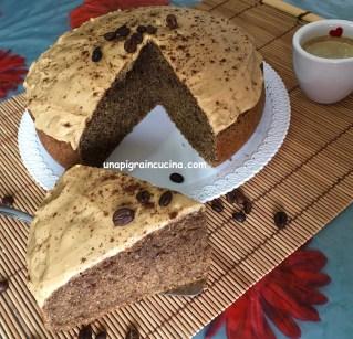 Torta Sofficissima al Caffè (senza bilancia)