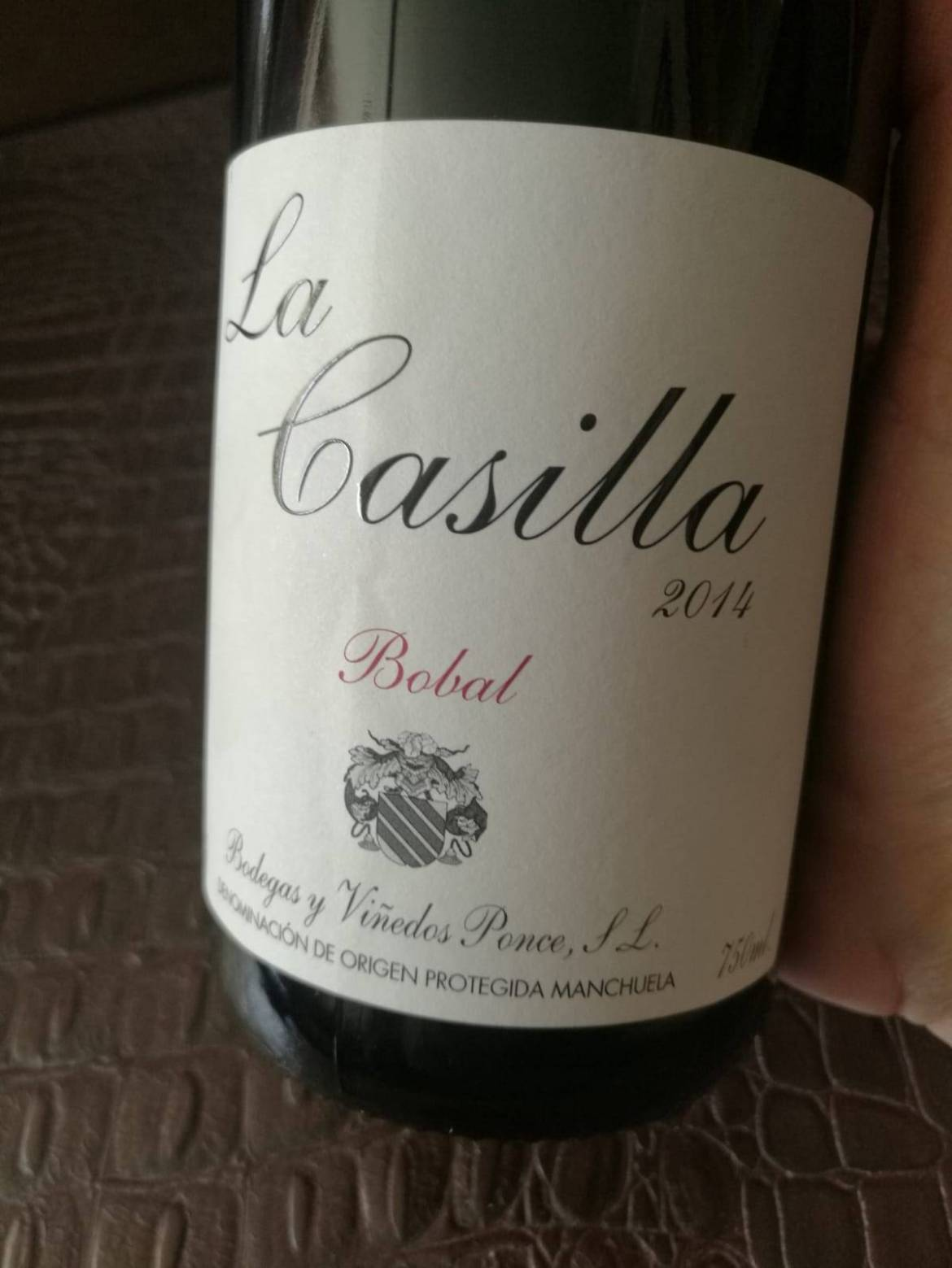 La Casilla. DO La Manchuela