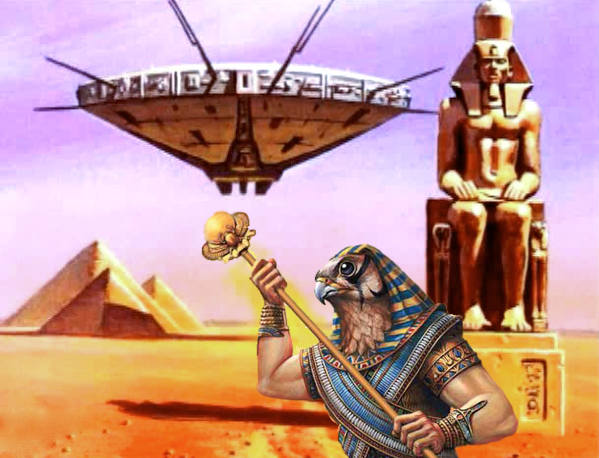 Egyptian Gods Research Paper