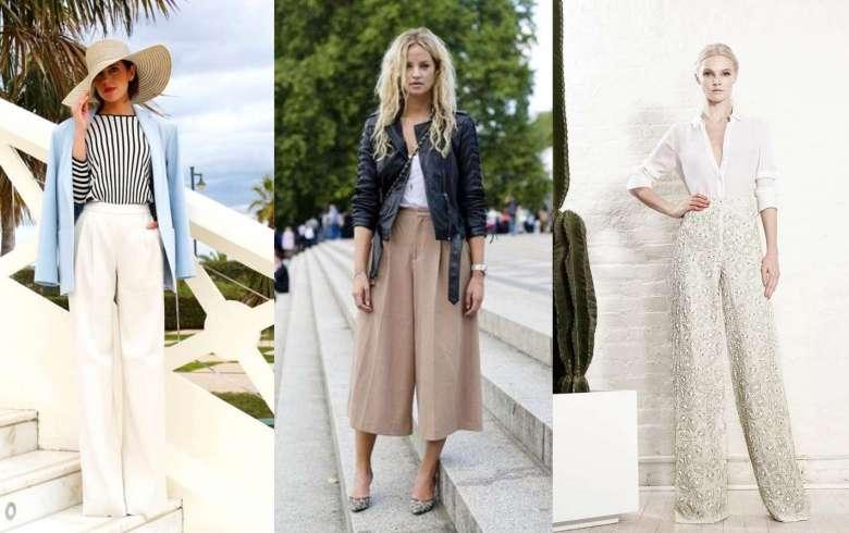 Come scegliere e indossare i pantaloni palazzo