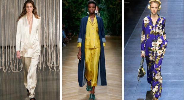 La storia del pigiama: sogni d'oro molto glamour!