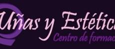 Uñas y Estética logo academia