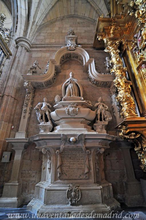 Catedral de Segovia II la Nave Central y la Cabecera