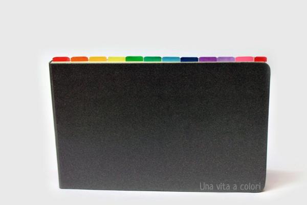 segnapagina adesivi colorati