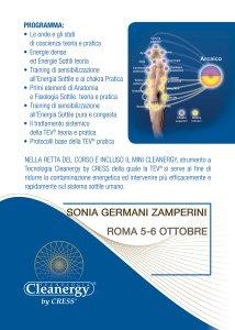 Corso introduttivo alle energie sottili - Sonia Germani Zamperini, CRESS (benessere)