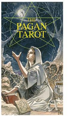 Tarocchi pagani - Gina M. Pace, Luca Raimondo, Cristiano Spadoni (carte)