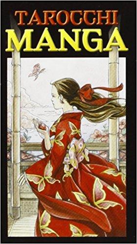 Tarocchi manga - Riccardo Minetti, Anna Lazzarini (carte)
