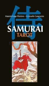 Tarocchi dei samurai - Massimiliano Filadoro, Giancarlo Caracuzzo (carte)