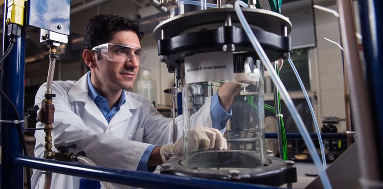 Graduate Studies  Programs  Chemical Engineering  UNB
