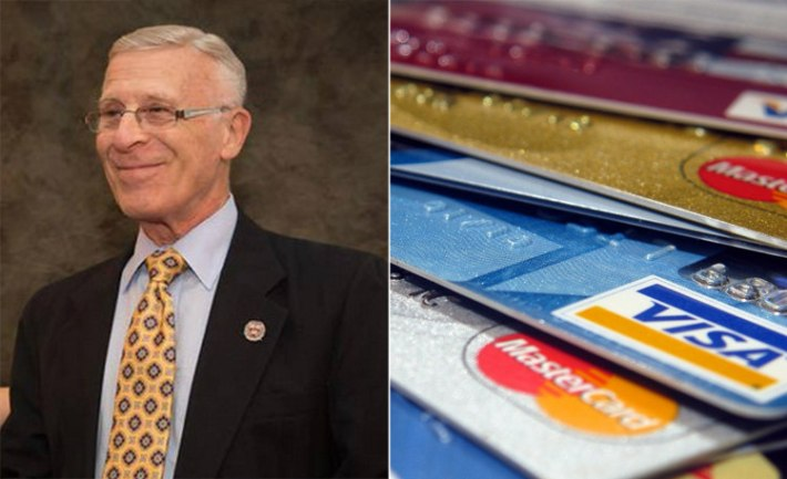 Ron Klein and Magnetic Strip Credit Cards