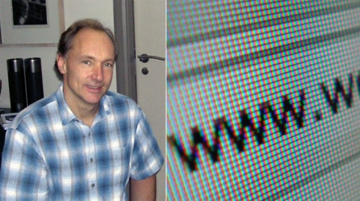 Tim Berners-Lee and World Wide Web