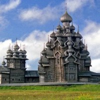 300-years-old Wooden Church in Kizhi Pogost Built Without Nails; Unbelieveable Facts