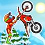 Moto X3m 4 Winter Unblocked Games