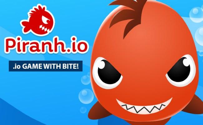 Piranh Io Unblocked Games