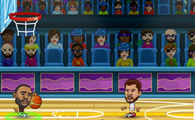 Basketball Legends Unblocked Games Free To Play